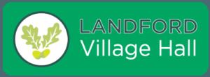 Landford Village Hall Logo Medium Colour