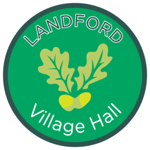 Landford Village Hall Badge Logo