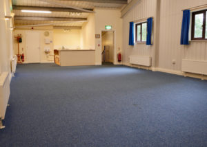 Landford Village Hall Blue Room 5