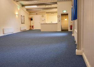 Landford Village Hall Blue Room Main Space 2
