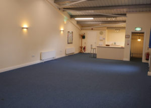 Landford Village Hall Blue Room 4