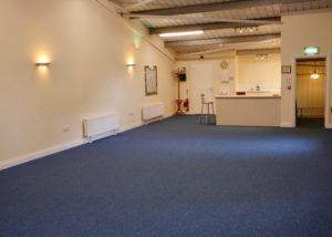 Landford Village Hall Blue Room 3