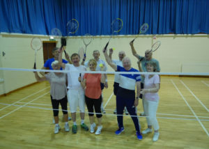 Landford Village Hall Badminton