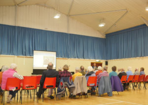 Landford Village Hall Community Meeting