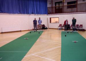 Landford Village Hall Short Mat Bowls