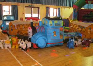 Landford Village Hall Birthday Party