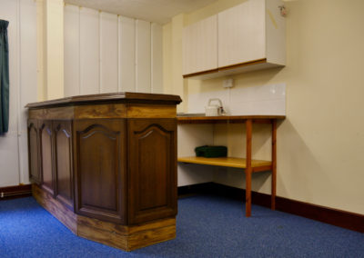 Landford Village Hall Preston Meeting Room Kitchenette