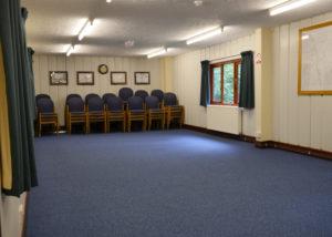 Landford Village Hall Preston Meeting Room 8